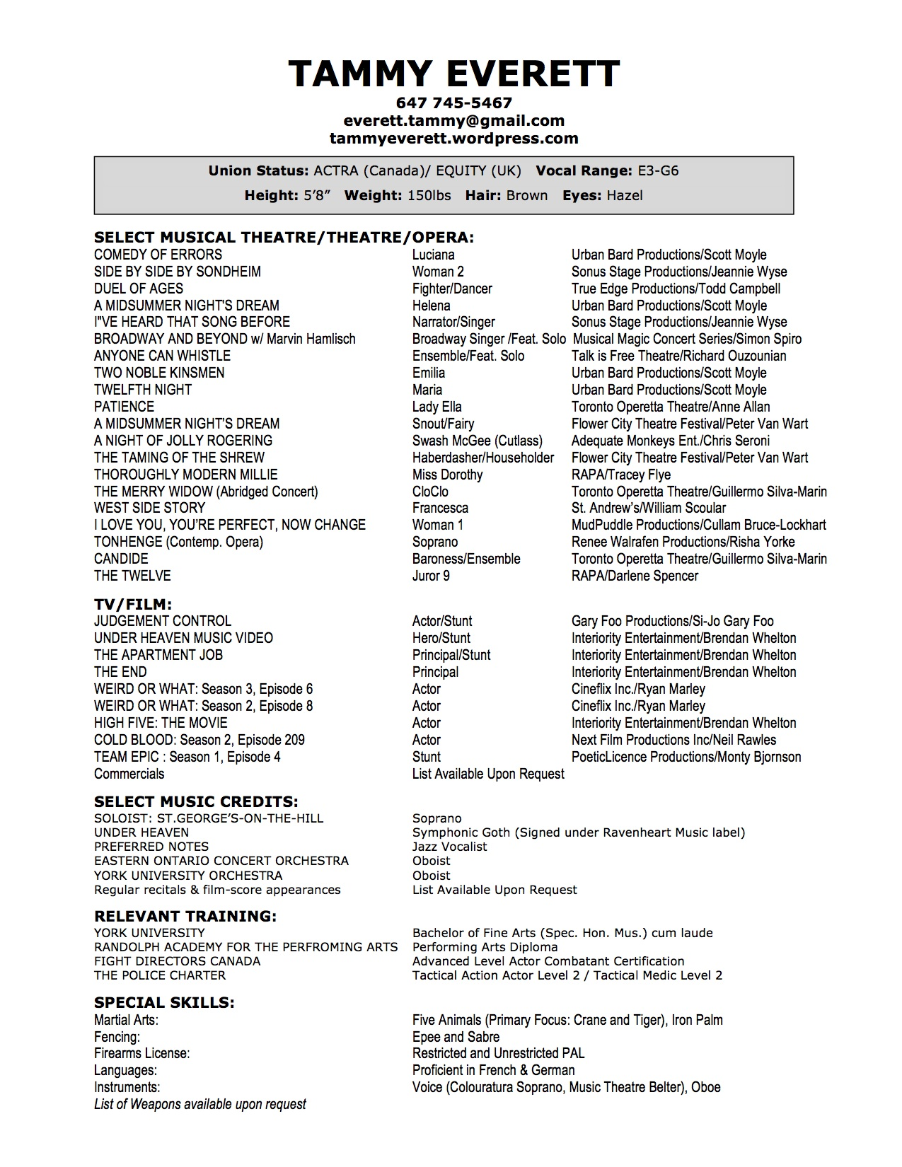 fine resume by tammy el paso texas image collection example resume